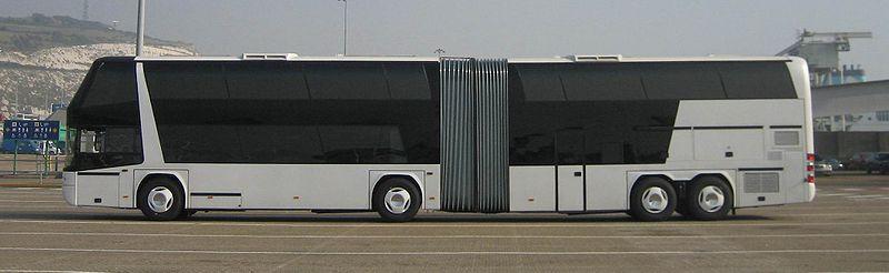 1998 NEOPLAN Jumbocruiser Cropped Jumbo
