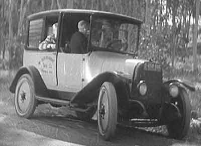 1a 1922 Morris Markin, Mogul, Taxi Cab