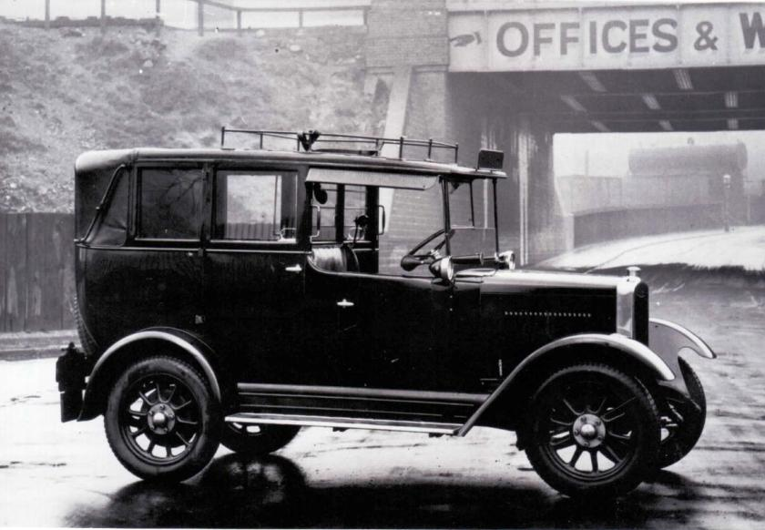 1b Sole-surviving-Morris-London-Taxi-up-for-auction