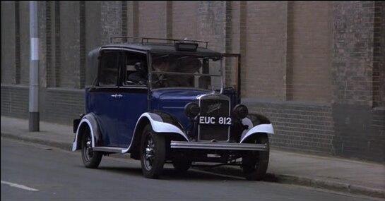 1f 1937 Morris-Commercial G2 SW Super-Six Taxi Landaulet