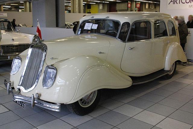 2 1939 PanhardLevassorDynamic140TypX81