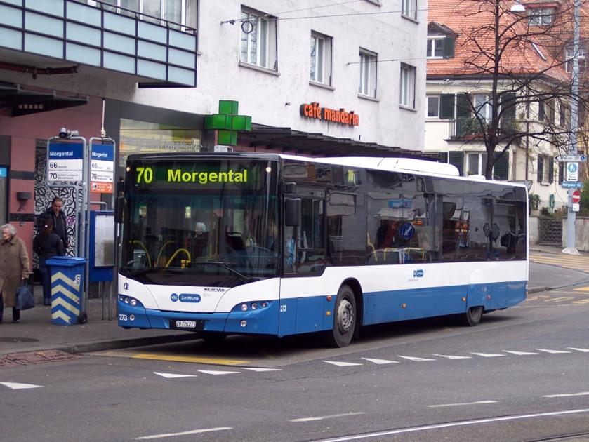 20 Neoplan N 4516 Zurich
