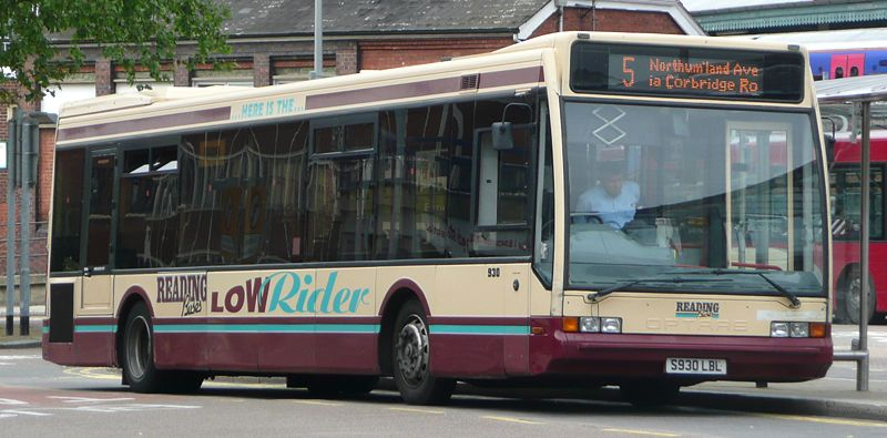 2000 Optare Excel