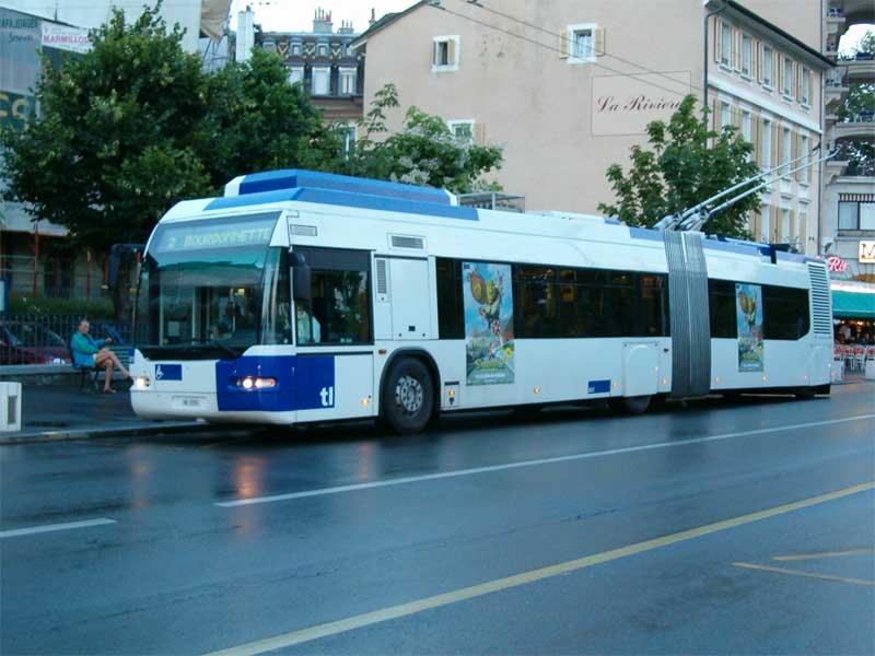 2001 Neoplan N6121 Lausanne