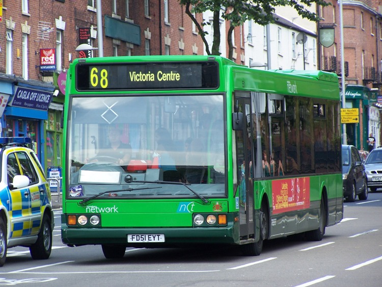 2002 Optare Excel UK