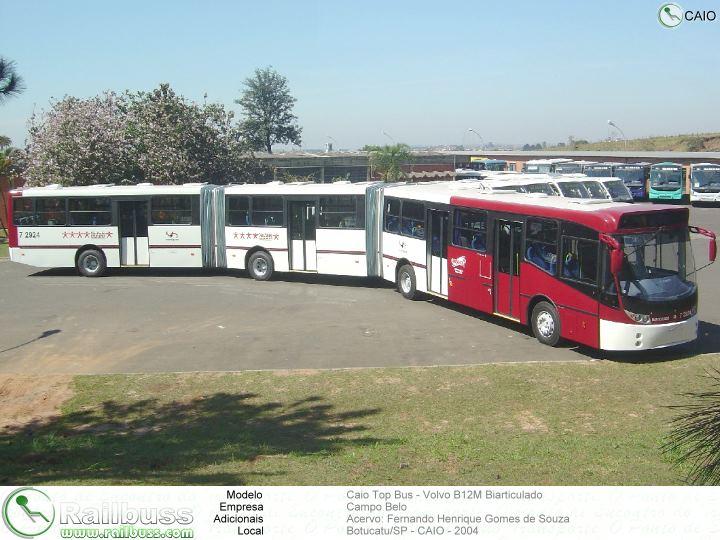 2004 Busscar Biarticulado