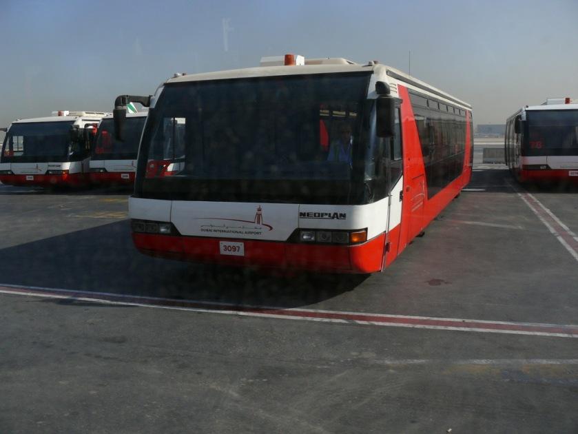 2004 NEOPLAN DXB Airportbus Dubai