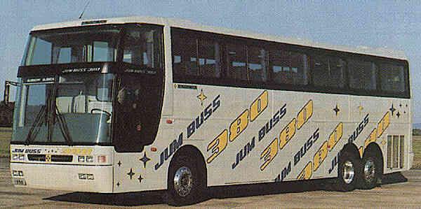 2006 Busscar Jumbuss 380p