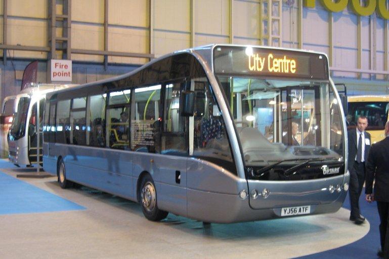2006 Optare Versa NEC 7 November 2006