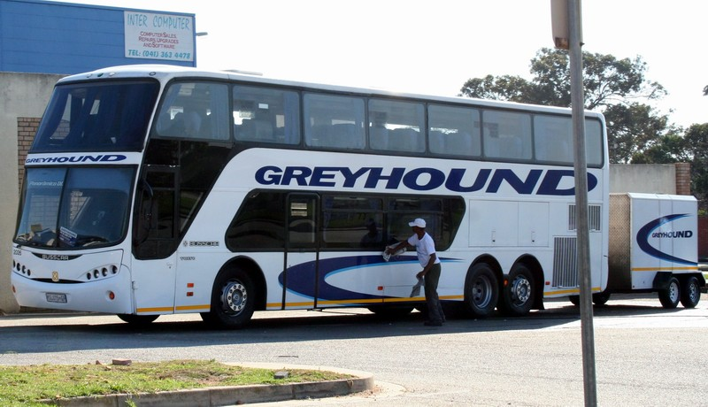 2006 Volvo Panoramico DD - Greyhound- PE - DC