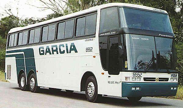 2007 Busscar Jumbuss 400p3