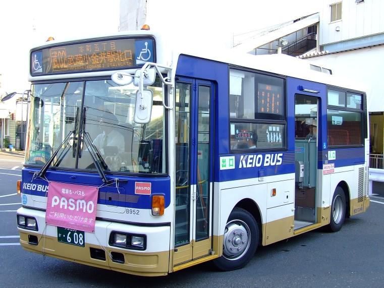 2007 Nissan RN KK-RN252CSN Keiobus