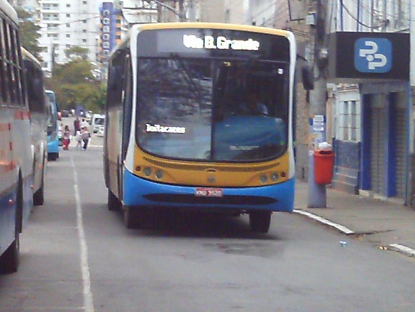 2008 Busscar Urbanuss Pluss 2000 viação Turisguá, Campos dos Goytacazes RJ