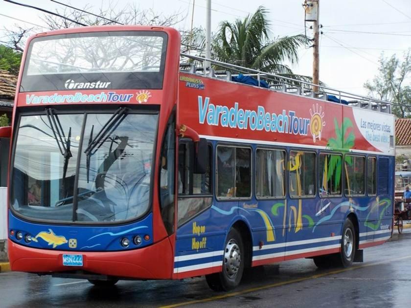 2008 Busscar Urbanuss Pluss Tour Cuba
