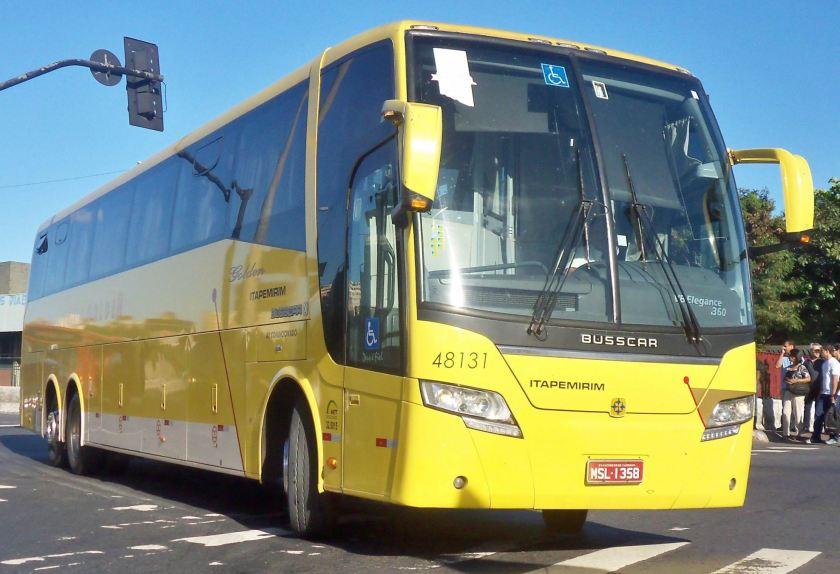 2008 Busscar Vissta