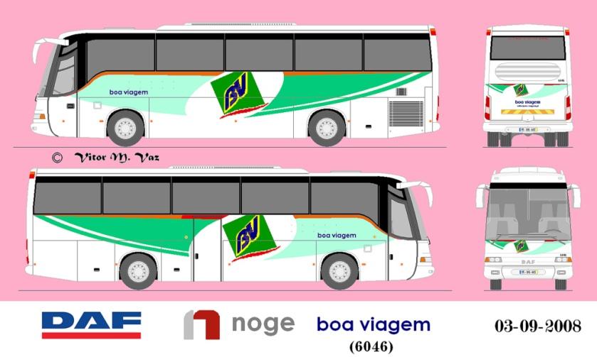 2008 NOGE DAF BOA VIAGEM