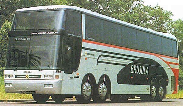 2009 Busscar Jumbuss 400p4