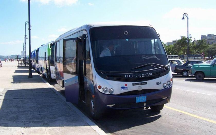 2009 Busscar Mercedes