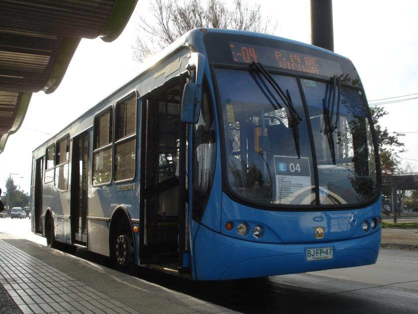 2009 Busscar Urbanusspluss