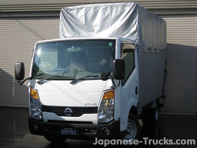 2010 Nissan Atlas Truck