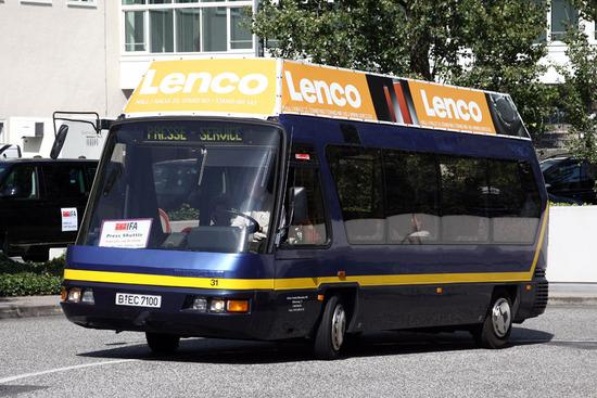 2011 MIC 8008 - Prototyp bei Messebus Berlin KG