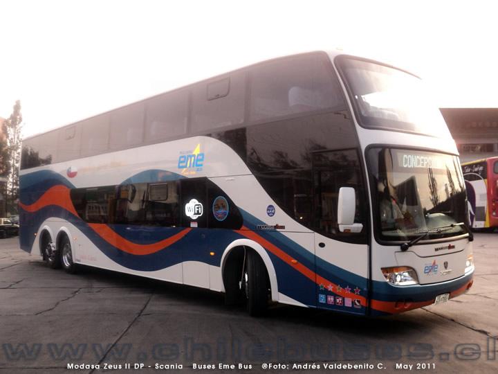2011 Modasa Zeus II DP Scania