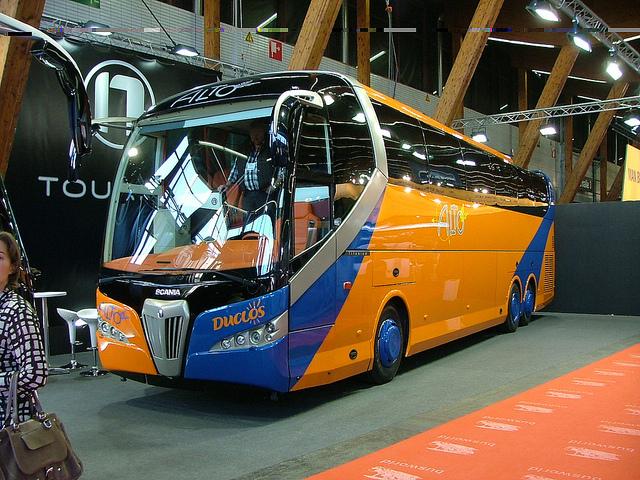 2013 NOGE Scania