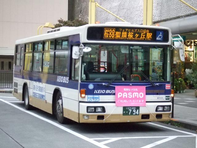 31 Keio_Bus_M503