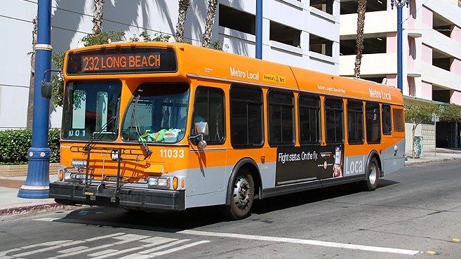 9 Los Angeles MTA 11033a