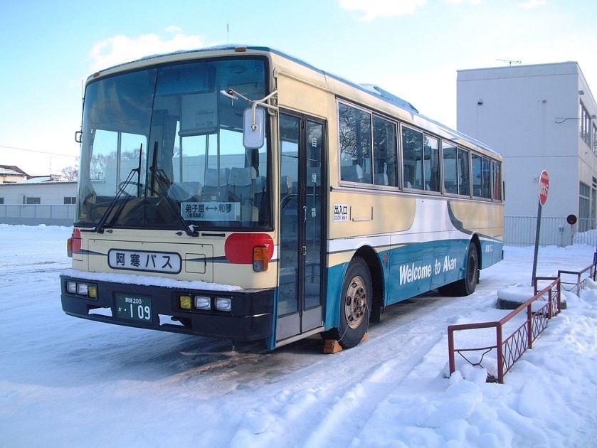 Akan-bus