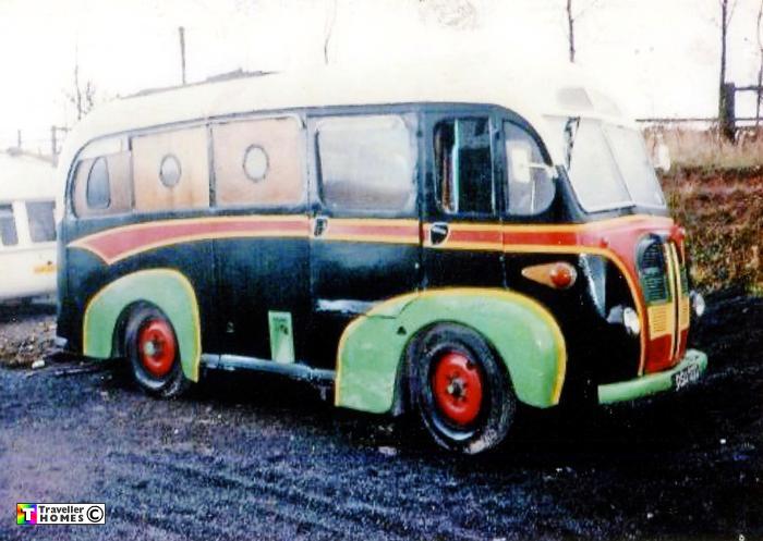 Austin K8VC & Morris Buses