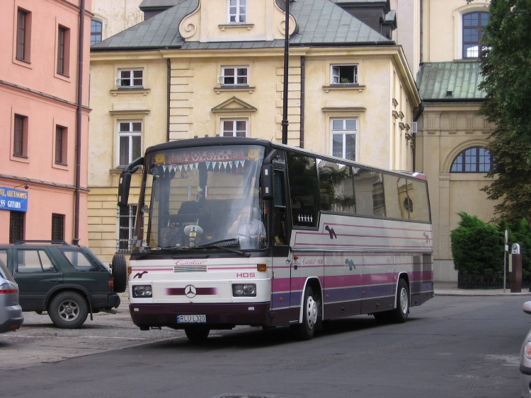 Auwärter Eurostar HDS Mercedes Polen