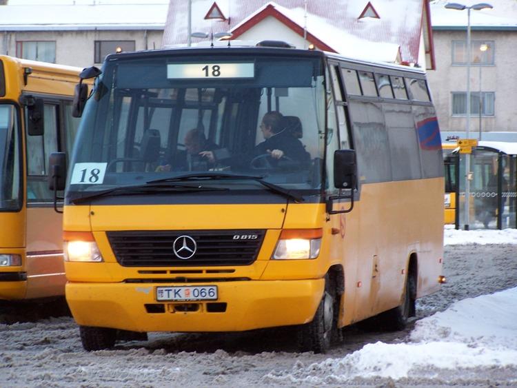 Auwärter Mercedes IJsland