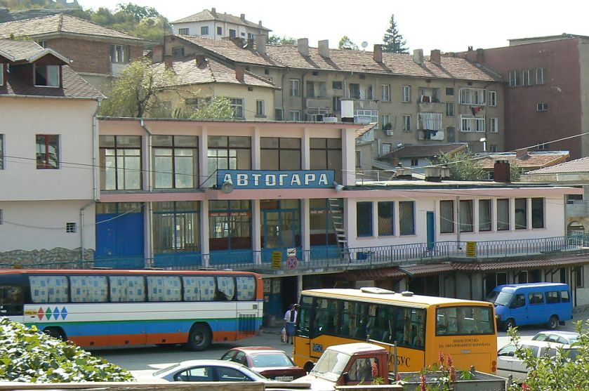 Belogradchik-bus-station