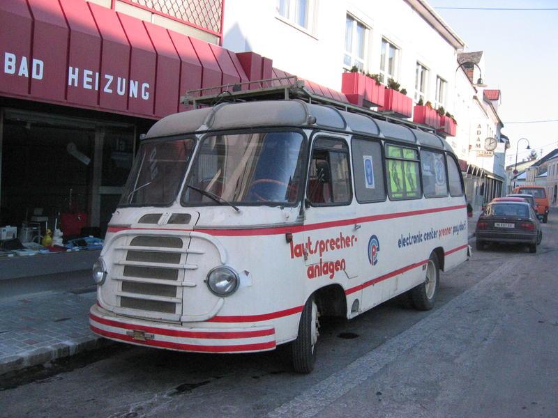 Borgward Bus Firma Ottenbacher