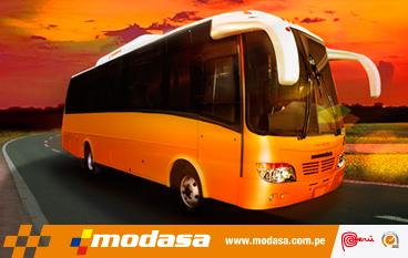 Bus Apolo Turismo Modasa