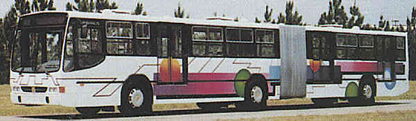 Busscar City 6doors