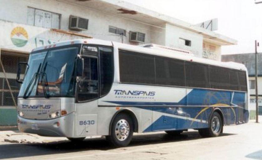Busscar Coach Mexico