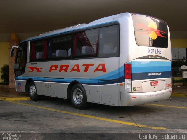 Busscar El Buss 320, chassi Volkswagen 17.210 OD