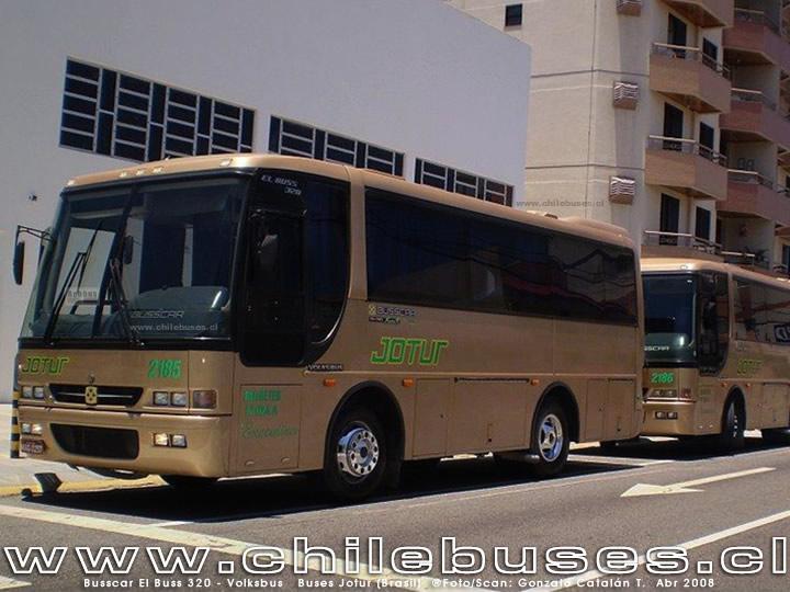 Busscar El Buss 320 Volkswagen