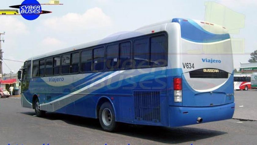 Busscar El Buss 320f