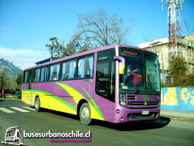 Busscar Interbus JNS