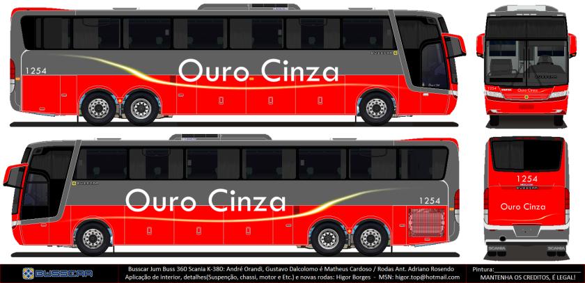 Busscar Jum Buss 360 Scania K380