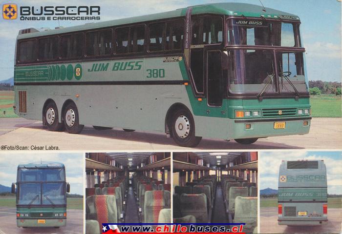 Busscar JumBuss 380