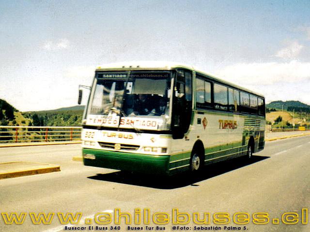 Busscar Neoplan ElBus 340 BusesTurBus 822