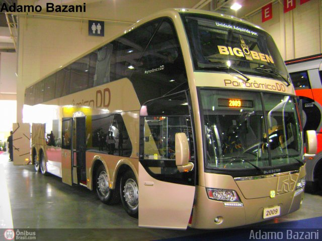 Busscar Panoramico DD