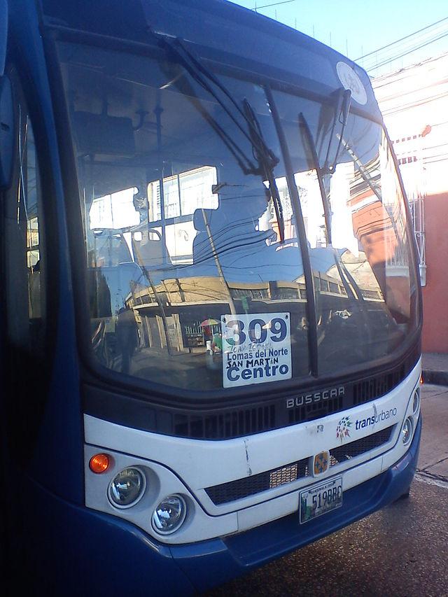 Busscar Transurbano