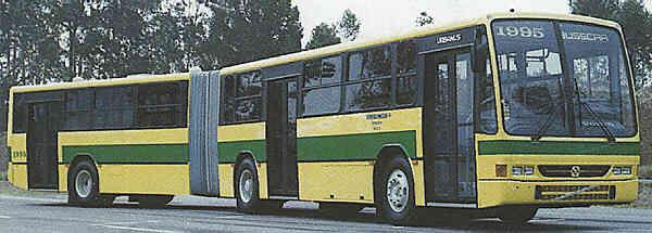 Busscar Urbanus 18