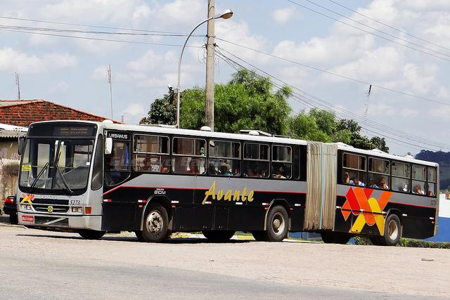 Busscar Urbanus SS Volvo B10M