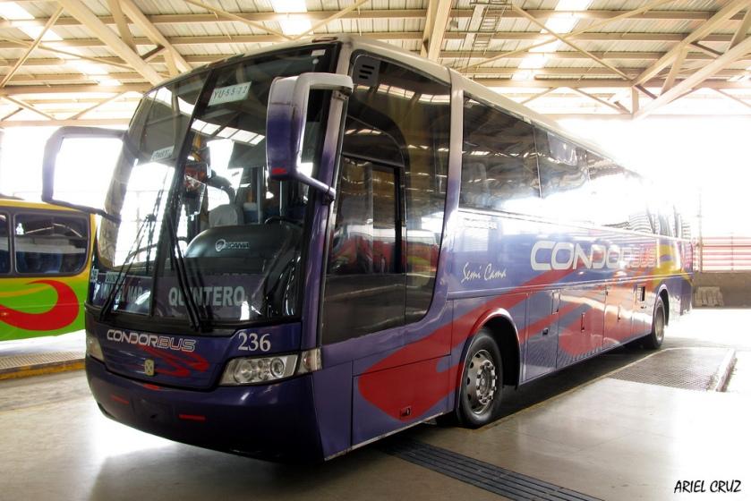 Busscar Vissta Buss LO - YU5572